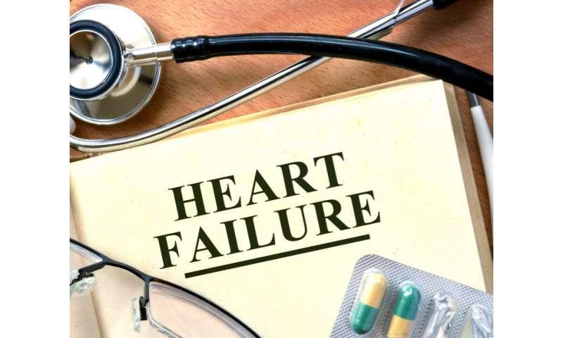 Compound improves heart failure biomarker even after hospitalization