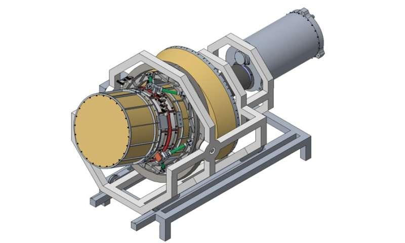Conceptual design ready for PLATO telescope simulator