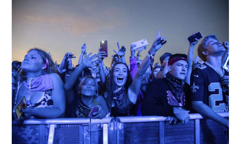 Concert promoters turn away from facial recognition tech