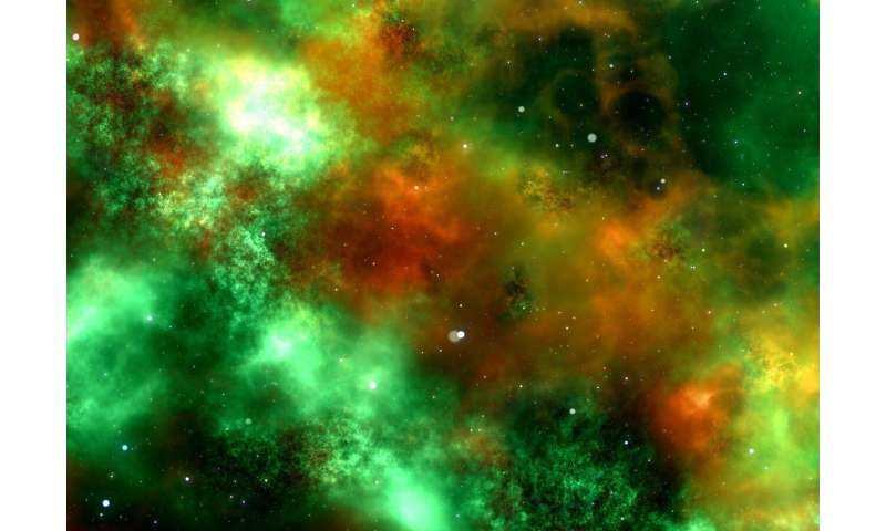 Scientists closer to understanding nature of ultrahigh-energy cosmic rays