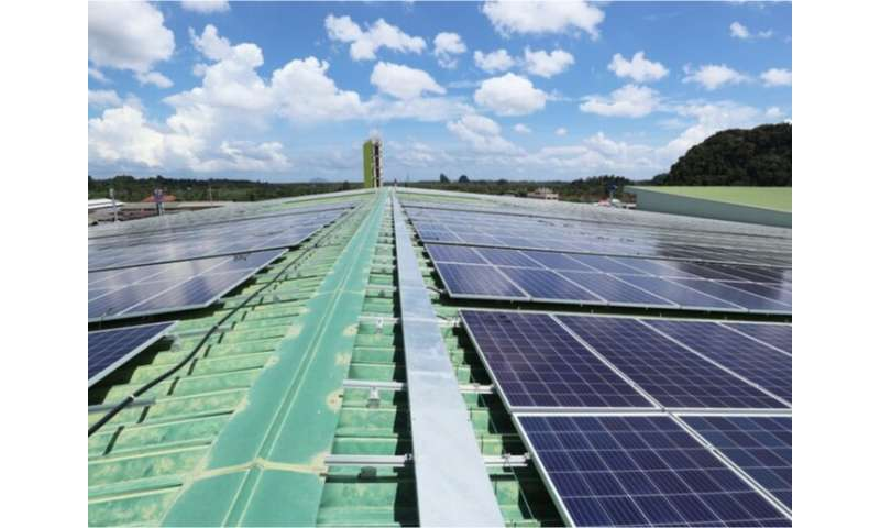 Creating a more resource-efficient solar power industry