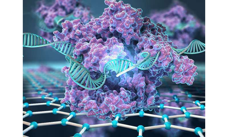 CRISPR-chip enables digital detection of DNA without amplification
