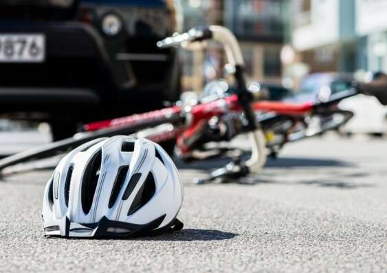 Cycling fatalities almost halved since introduction of mandatory helmet laws