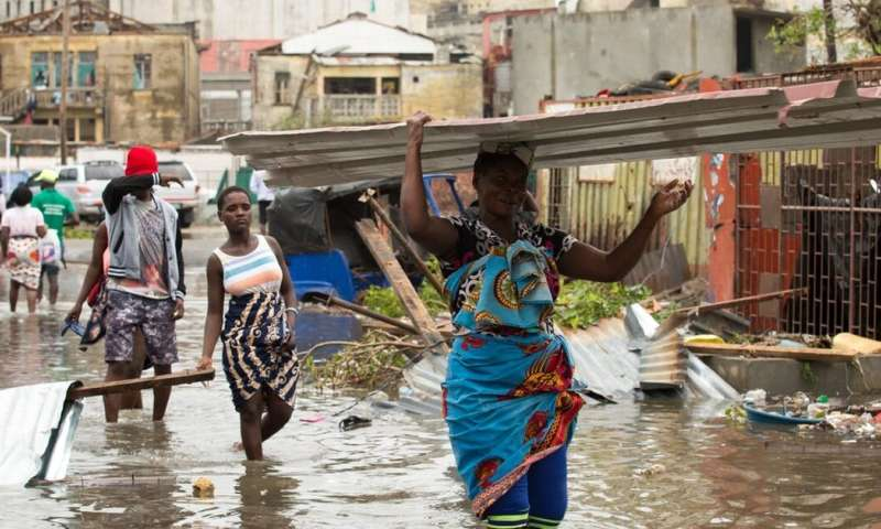 Cyclone Idai shows why long-term disaster resilience is so crucial