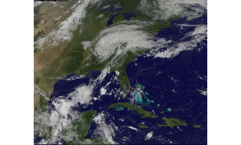 Damaging Rains From Hurricanes Can Be More Intense after Winds Subside