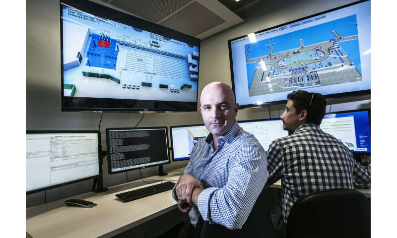 Data analytics for safer air space