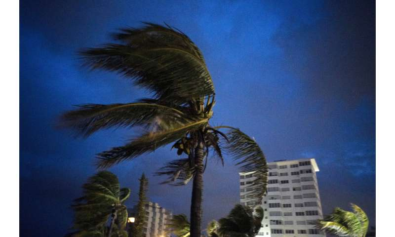 Deadly Hurricane Dorian parks itself over the Bahamas