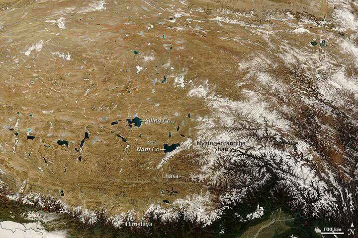 Decades-old pollutants melting out of Himalayan glaciers