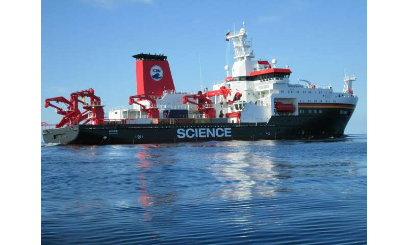Deep sea reveals linkage between earthquake and carbon cycle