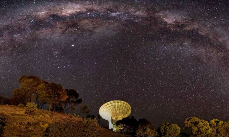 Deep Space Antenna 1
