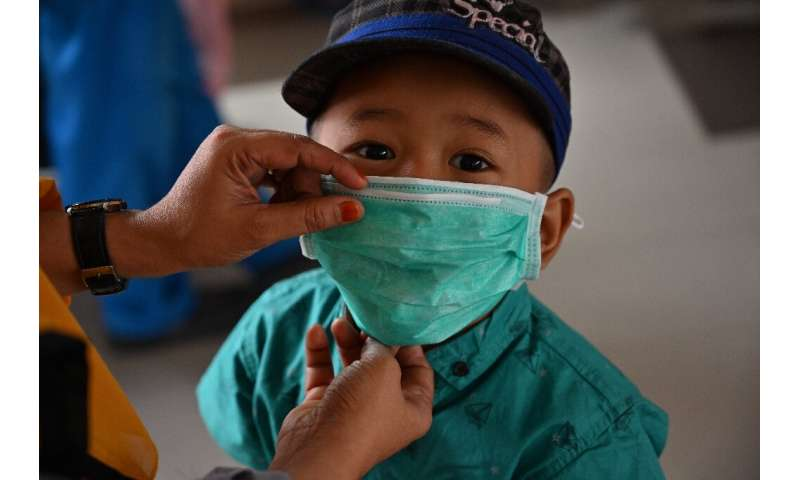 Dense smoke has blanketed Pekanbaru, a provincial capital on Sumatra
