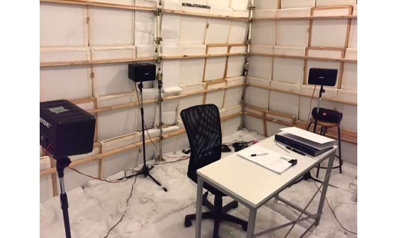 Designing workplaces with sound disturbances in mind