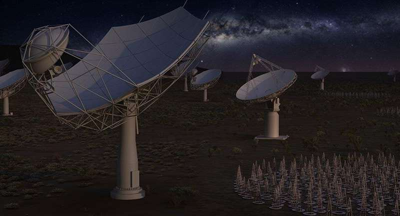 Design work on 'brain' of world's largest radio telescope completed