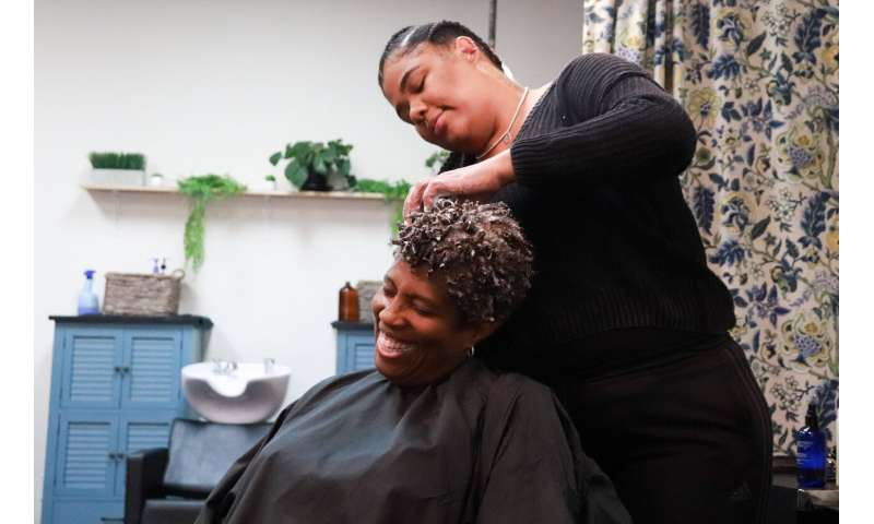 Doctors don't realize hair care prevents many African-American women from exercise