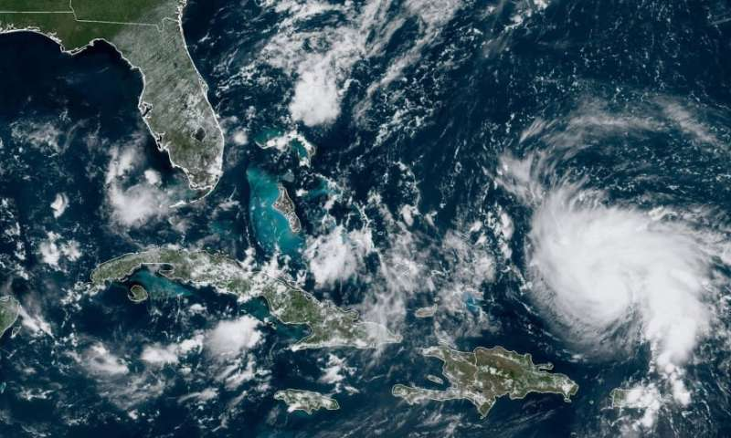 Dorian conjures up numerous threats for Southern states