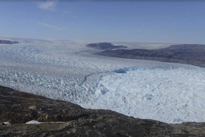 'Dream team' to study ice loss on Greenland glacier to better forecast rising oceans