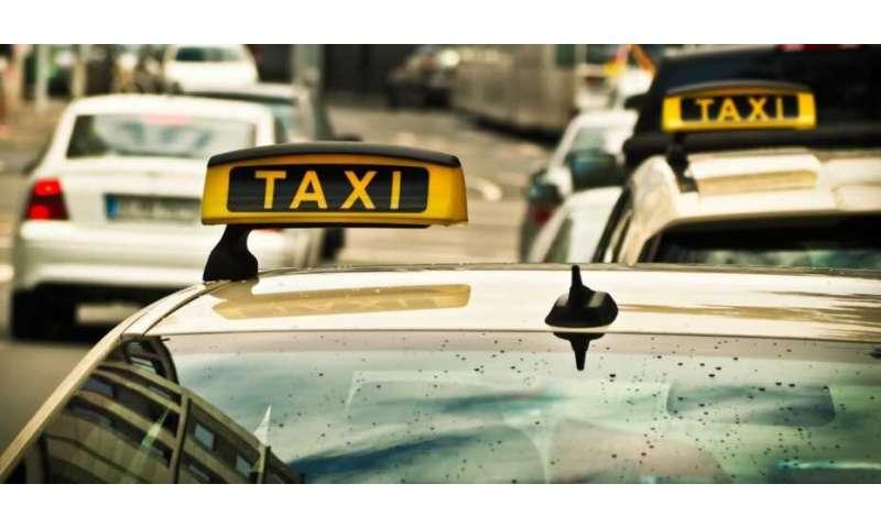 Driverless congestion