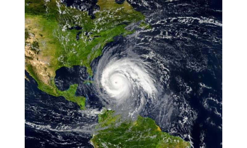 Early-season hurricanes result in greater transmission of mosquito-borne infectious disease