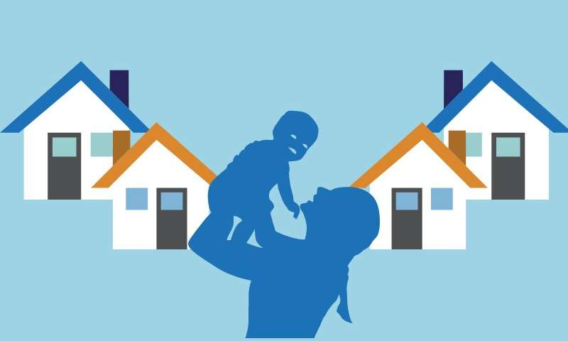 Earned income tax credit helps low-income moms live on their own