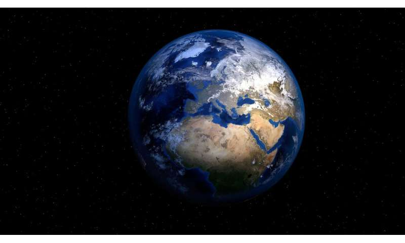 Mathematical modelling sheds new light on how continents may have formed