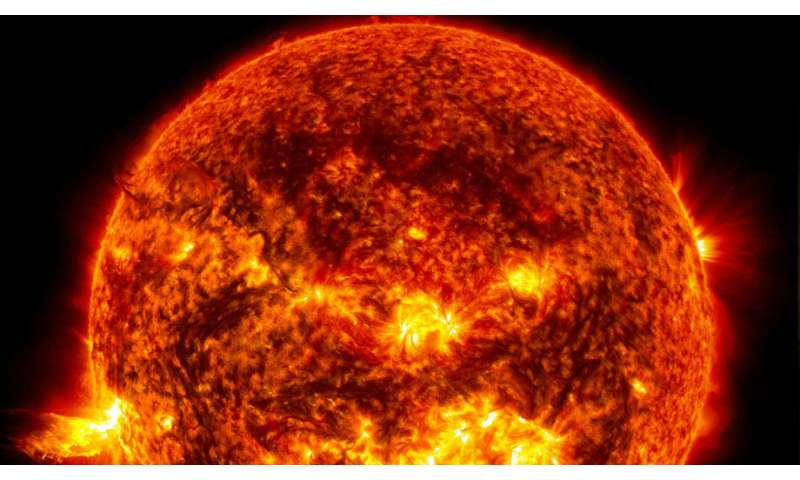Earth is a less volatile version of the Sun, study finds »