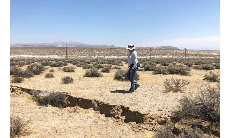 Earthquake scientists race to the scene of temblor