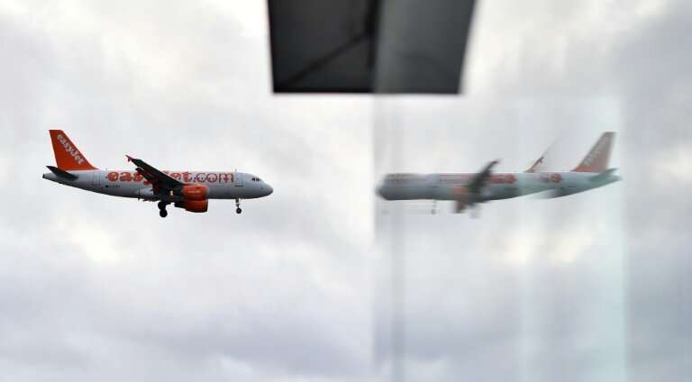 EasyJet said it lost £5.0 million in revenue and took a hit of £10 million on passenger costs because of closure of London's Gat