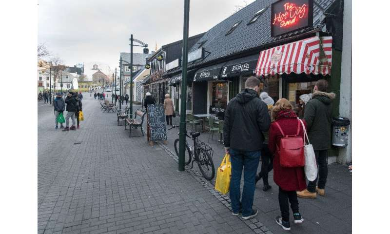 Eating in Reykjavik will set you back handsomely as tourists quickly find out