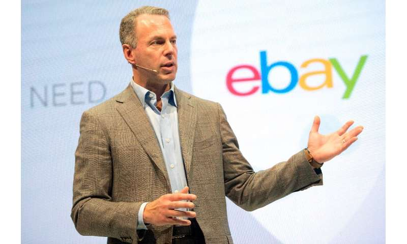 "eBay CEO Devin Wenig said the company's new ""Managed Delivery"" will eable sellers to store inventory in warehouses for"