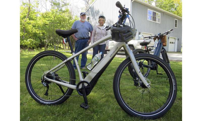 E-bikes encounter rocky road to approval despite popularity