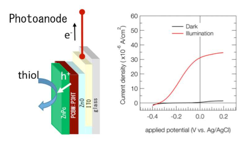 Eco-friendly electrochemical catalysts using solar cells to harvest energy from the sun