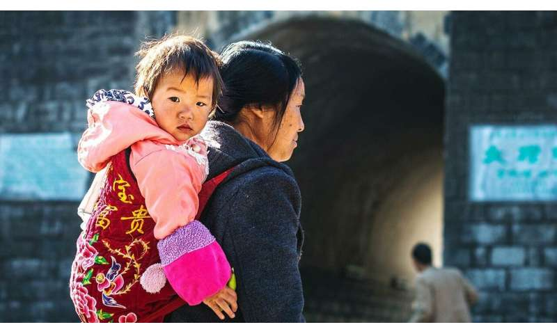 Education, nutrition improve language skills for children in rural China