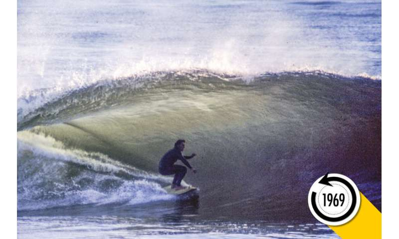 Endless winter: The storm that defined California surfing
