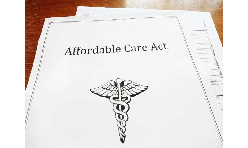 Enrollment in affordable care act holds steady for third straight year