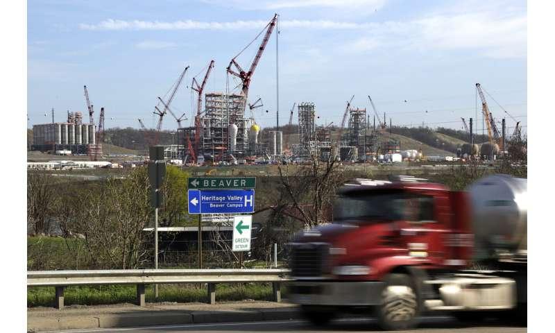 Ethane storage seen as key to revitalization of Appalachia