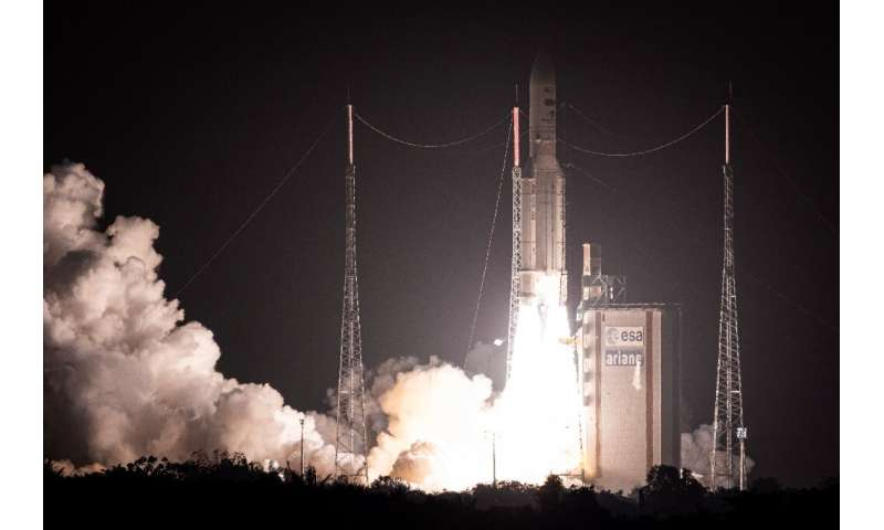 European Space Agency members agreed a record five-year budget of 14.4 billion euros to face up to growing challenges and ensure
