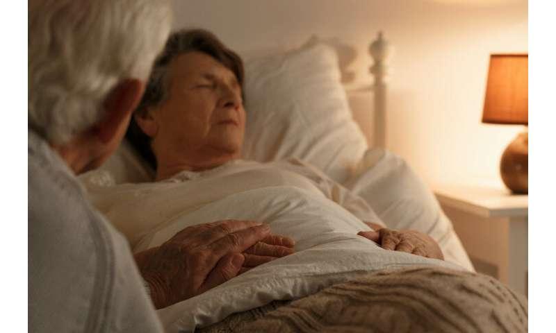 Evaluating spousal caregivers cardiovascular risks