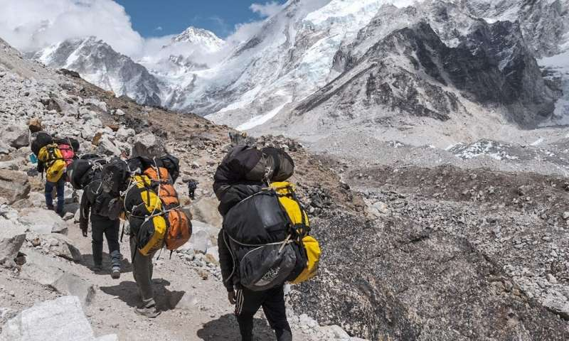 Everest: I interviewed people risking their lives in the 'death zone' during one of the deadliest seasons yet