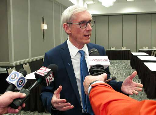 Evers wants to decriminalize marijuana, legalize medical use