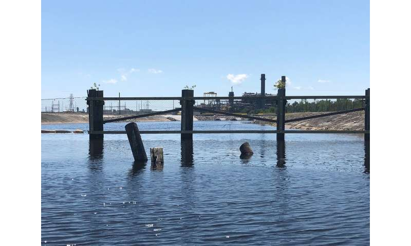 Evidence of multiple unmonitored coal ash spills found in N.C. lake