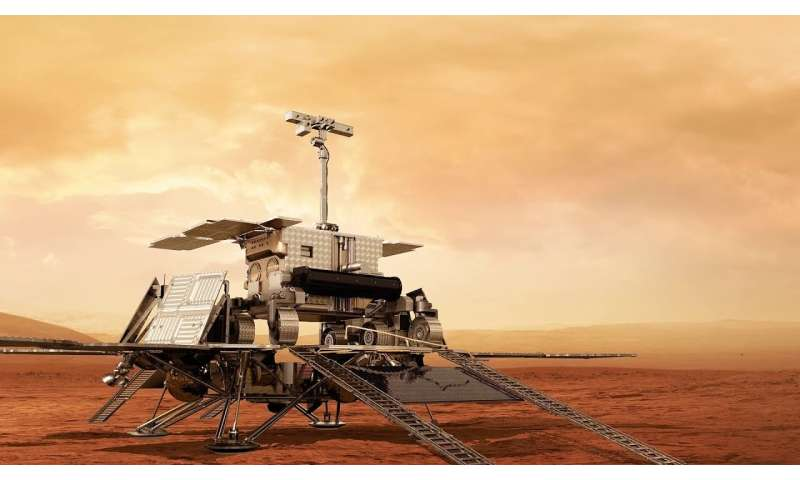 ExoMars radio science instrument readied for Red Planet