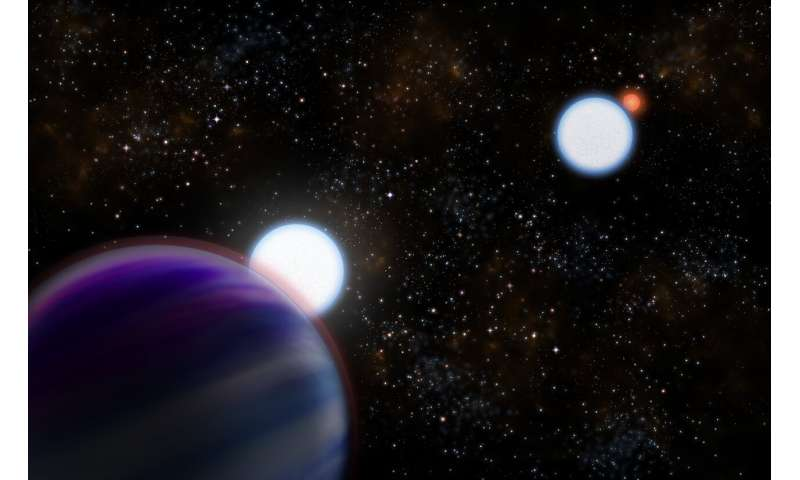 Exoplanets can't hide their secrets from innovative new instrument