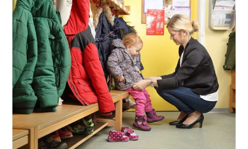 Expensive childcare is making it harder for women to return to work