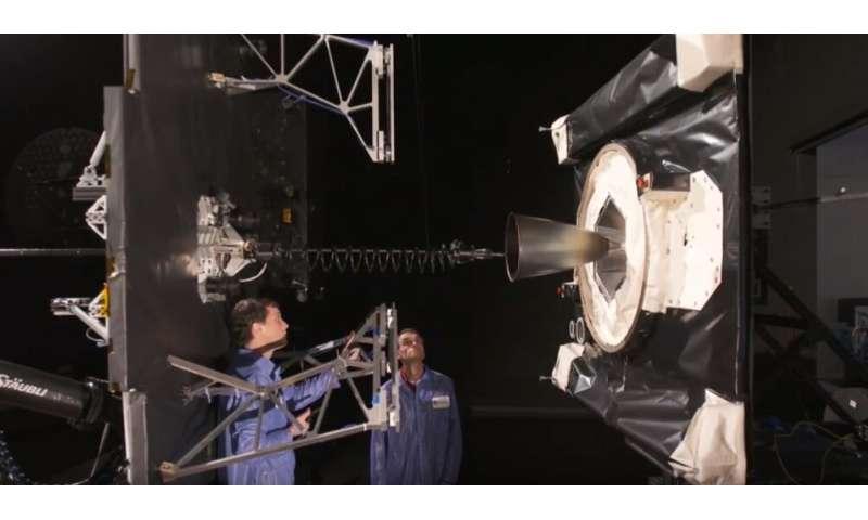 Extending the life of geosynchronous satellites