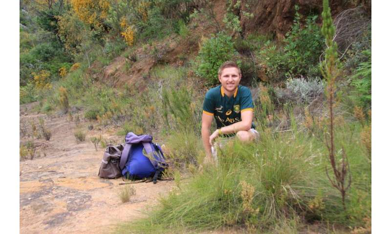 Extinct species rediscovered in Winterhoek mountains, South Africa, after 200 years