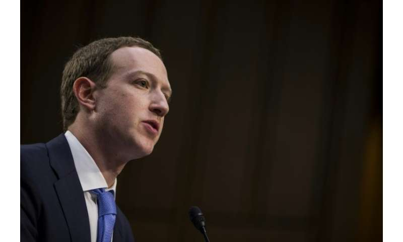 Facebook Chief Executive Mark Zuckerberg plans forums in 2019 on the role of technology in society.
