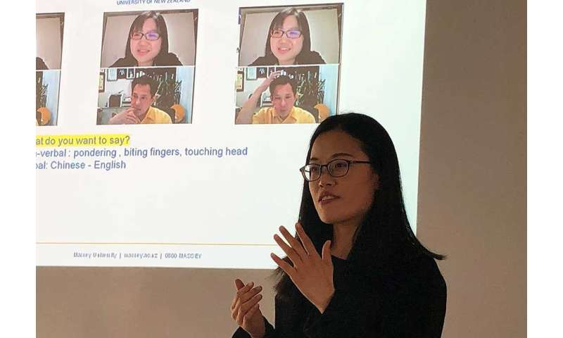 Face time innovates online language learning