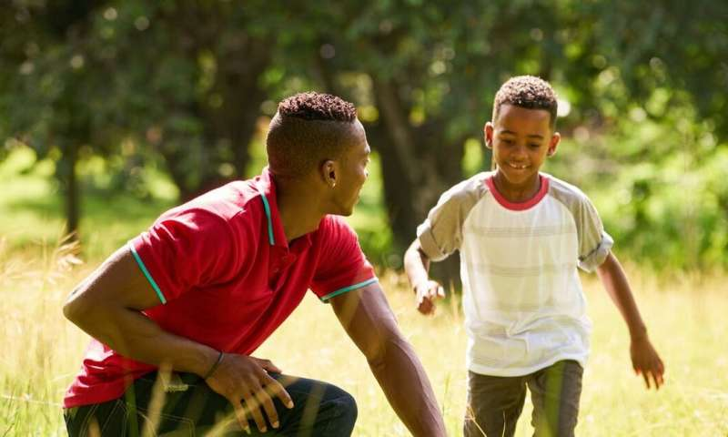 Fathers are vitally important to their kids' health and to public health research