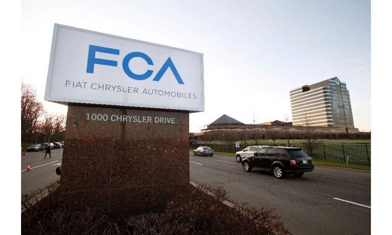 FCA US 'inflated' its auto sales reports, misleading investors, US regulators said