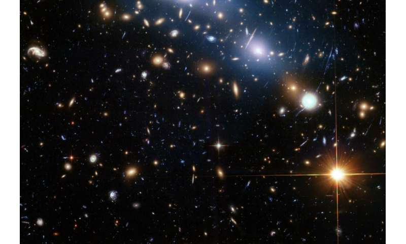 Finding dark matter in the dark